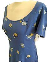 Old Navy Women's Floral Print Dress Size XS, S, M, XXL - NEW! MSR $34.99