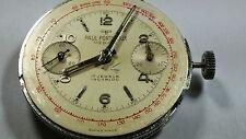 Valjoux 22, Vintage Movement, Chronograph 2 registers, RARE, watch part
