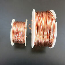 0.2-0.5mm Dia Magnet Wire Thin Enameled Copper Wire Roll Magnetic Round Coil 10m