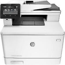 HP LaserJet Pro MFP M477fnw Laser A4 Wi-fi Grey