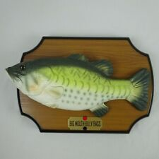 Big Mouth Billy Bass 1999 Gemmy parts or repair only