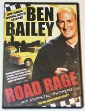Ben Bailey Road Rage DVD.