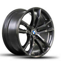 BMW 20 Zoll Felge X5M F85 X6M F86 Alufelge 10 x 20 ET 40 2284654 Styling M611