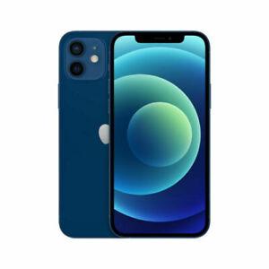 Apple iPhone 12 128GB Blue/Blau Ohne Simlock! MGJE3ZD/A (H93961)