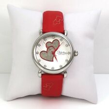 Stuhrling Double Heart Swiss Ladies Watch New QXC6
