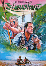 Emerald Forest, Very Good DVD, Powers Boothe, Meg Foster, Charley Boorman, Estee