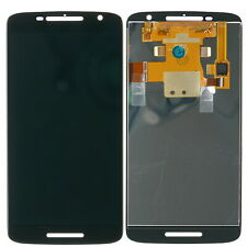 Motorola MOTO X Play xt1562 Display LCD touchscreen telaio, Nero