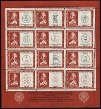 GREAT BRITAIN FIRST POSTMASTER BISHOP 1960 LONDON INTERNATIONAL STAMP EXHIBITION