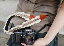 LACE Neck Strap Shoulder Hand Belt DSLR SLR RF LOMO Canon Nikon Camera Strap