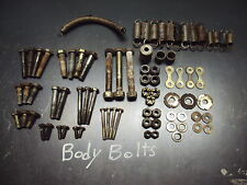 1994 94 SKI DOO ROTAX SUMMIT SS670 SS 670 BODY HARDWARE SPRINGS NUTS WASHER BOLT