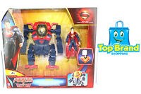 SUPERMAN POWERS OF KRYPTON WITH MEGA ARMOR AGE 4+ BY MATTEL