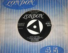 FATS DOMINO*WAIT AND SEE*I STILL LOVE YOU*1957*TRI LONDON*8519*R'n'R*EX+/EX-