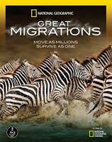 National Geographic: Great Migrations (Blu-ray Disc, 2010, 2-Disc Set) - NEW
