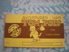 Rare Collectible Comic Book: Avonturen van Tom Poes door Marten Toonder deel 3 D