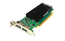 NVIDIA QUADRO NVS 295 LP profil bas court tôle Carte Graphique 256MB 64bit GDDR3