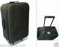 Koffer Trolley  Dunkelgrau Reisekoffer MITTEL 61 x 41 x 19,5 cm NEU MC30006