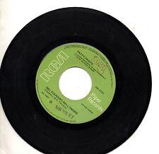 PATTY PRAVO disco 45 giri MADE in ITALY Nel giardino dell'amore + Ballerina 1969