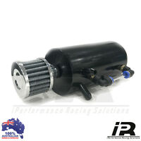 Oil Catch Can With Breather Suits Ford GT-P GT F6 XR6 XR8 TYPHOON XT GE6 TURBO
