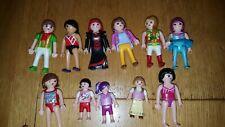 Playmobile personas paquete de figuras femeninas y Girl