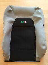 Skoda Fabia RS 6Y Lehnenbezug Fahrersitz 6Y0881805 CD QLN