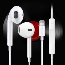 8 pin filaire Bluetooth écouteurs casque oreillette pour iPhone XS Max 7 8 Plus