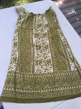 Papillon Boho Hippie Dress Adorable!! Medium But Fits Like Small