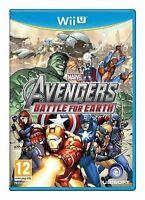MARVEL - Avengers Battle for Earth | Nintendo Wii U | Excellent & Fast Dispatch