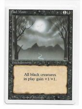 Magic The Gathering ~ 1x Bad Moon ~ REVISED ~ M/NM