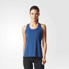 Ropa deportiva de mujer Camiseta color principal azul