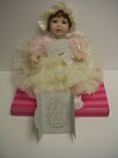 "Marie Osmond 2005 NETTIE Material Girls 14"" Seated Doll LE 1500"