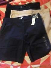 3 X PAIRS TARGET COLLECTION WOMENS SHORTS  SZ 18  BNWT  FREE POST (F45)
