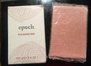 Nu Skin Epoch Polishing Bar Soap 3.4 Oz
