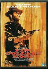 CLINT EASTWOOD SERGIO LEONE FOR A FEW DOLLARS MORE DVD REGION 2