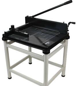 PROFI Stapelschneider A3 oder A4 bis 400 Blatt, Schneidemaschine, Hebelschneider