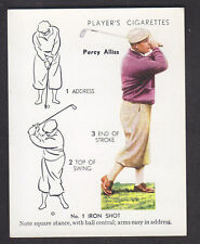 John Player - Golf 1939 (Overseas) - # 2 No. 1 Iron Shot