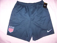 Nike Mens Lined US USA Soccer Shorts NWT XL