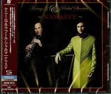 KENNY G & RAHUL SHARMA-NAMASTE-JAPAN SHM-CD E25