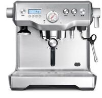 Breville BES920BSS the Dual Boiler 2200 Watt Espresso Machine - RRP $1799.00