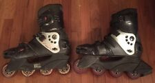 Men's Avatar Xt X-treme Limits Abec-1 Inline Skates Men's Size 11
