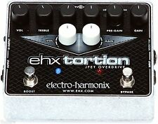 Electro-Harmonix Guitar Distortion & Overdrive Pedals