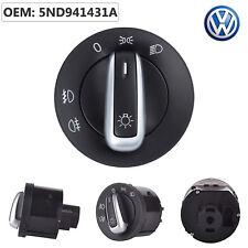 Lichtschalter Scheinwerfer Für VW Golf 5 6 Passat EOS Caddy Touran 5ND941431A DE