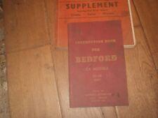 bedford ca and vauxhall e models manuals