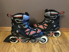 Rollerblade Macroblade 90 Men's Black/Red Size 8.5