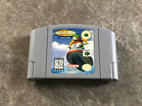 Wave Race Nintendo 64 N64 Cartridge Cart Authentic! TESTED Free Shipping