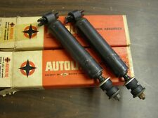 NOS OEM Ford 1967 1968 Galaxie 500 XL LTD Front Shocks Autolite + Mercury