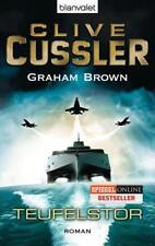 TEUFELSTOR Graham Brown+Clive Cussler Taschenbuch Kurt Austin-Roman Bd. 9 NEU!