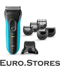 Braun Series 3 3010BT Electric Cordless Wet and Dry Shaver Precision Trimmer