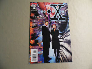X-Files #6 (Topps 1995) Free Domestic Shipping