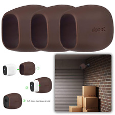 Silicone Camera Protective Skin Case Arlo Pro Wireless Smart Security 3 Pack New