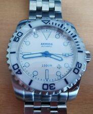 Armida A3 ETA 2824-2 Automatik 1500m Diver Taucheruhr
